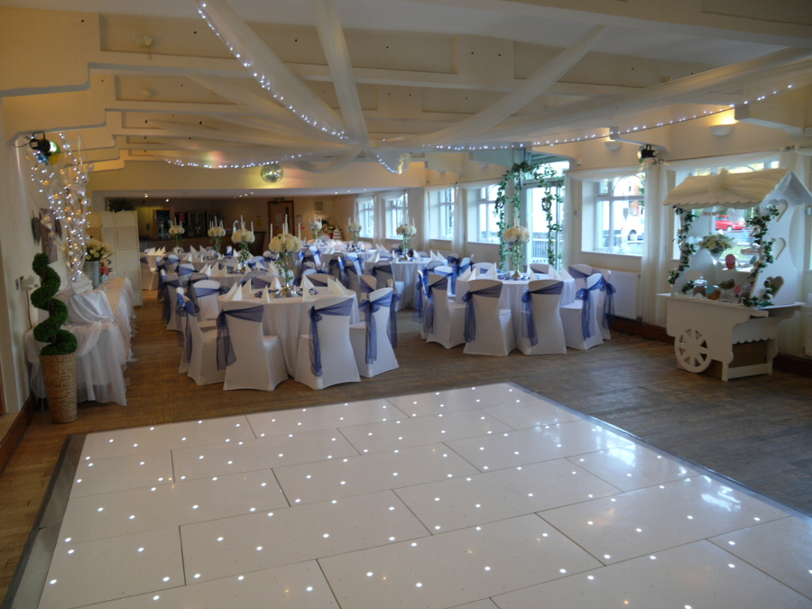 Function Room At Birkenhead Park Rugby Club Wirral